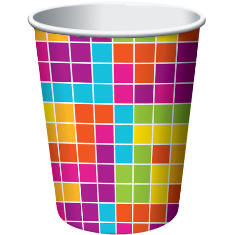 Get Nerdy 9oz Paper Cups (8ct)