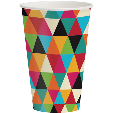 Birthday Kraft 12oz Cups (8ct)