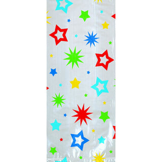 Large Stars Party Bag With Deluxe Ties