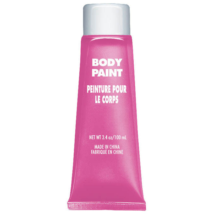 Pink Body Paint Tube