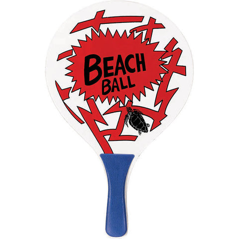 Beach Paddle Ball Game