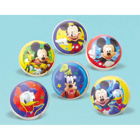 Mickey Mouse Bouncy Balls