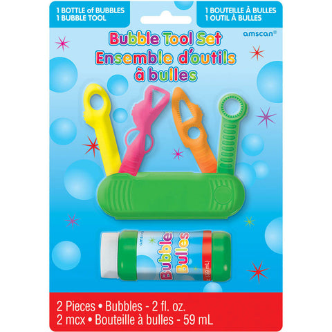 Bubble Tool Set with Bubbles