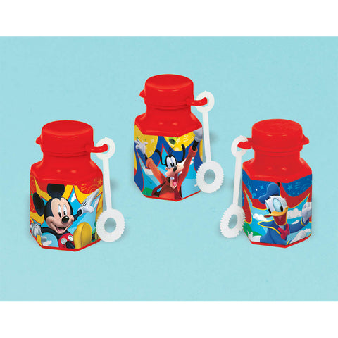 Mickey Fun and Friends Mini Bubbles