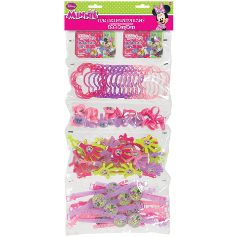 Minnie Mouse Super Mega Mix Value Pack