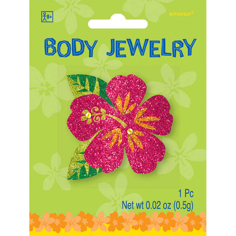 Summer Glitter Body Jewelry