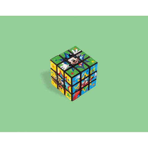 Mickey Fun and Friends Puzzle Cube