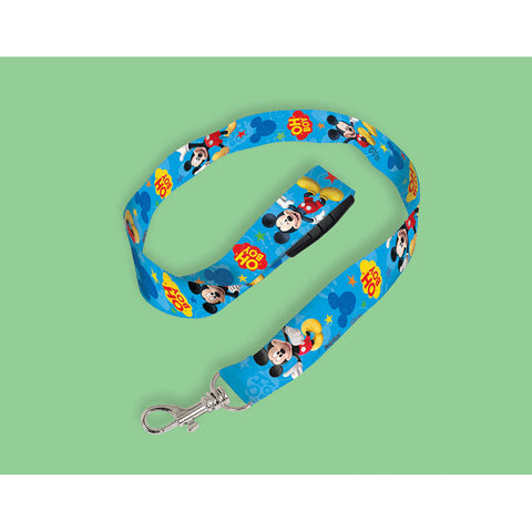 Mickey Fun and Friends Lanyard