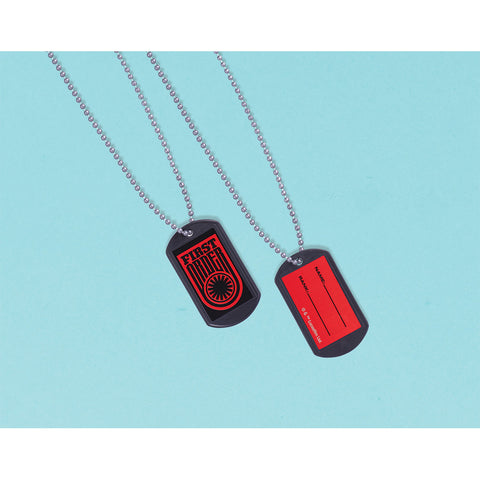 Star Wars Plastic Dog Tags (12ct)