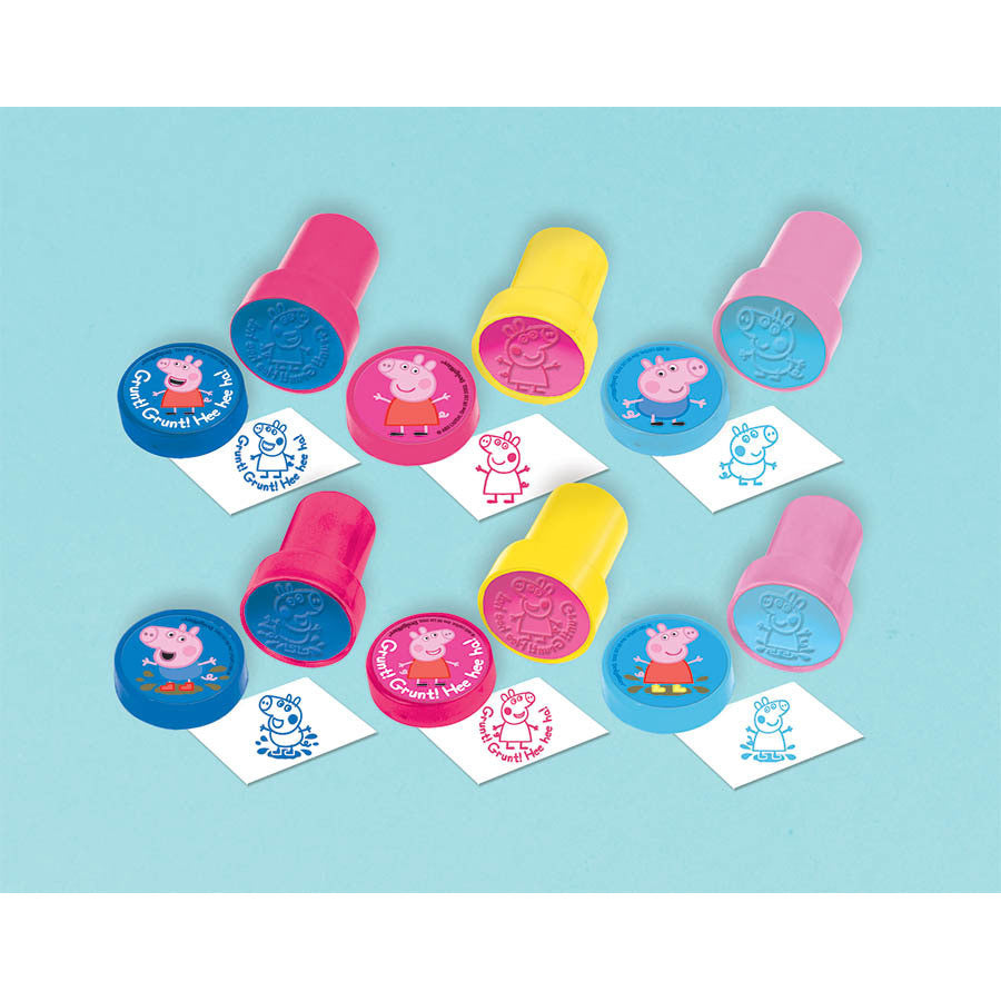 Peppa Pig Stamps (6 ct)