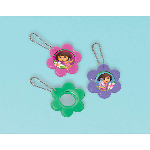 Dora's Flower Adventure Keychains