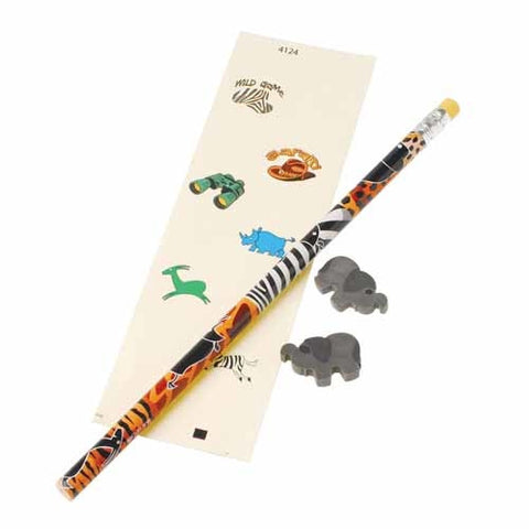 Safari Stationery Sets
