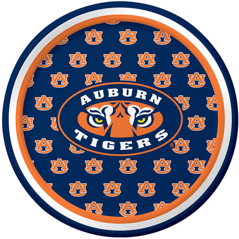 Auburn University Dessert Plates (8ct)