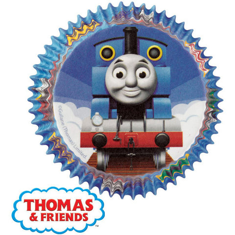 Thomas the Tank Baking Cups