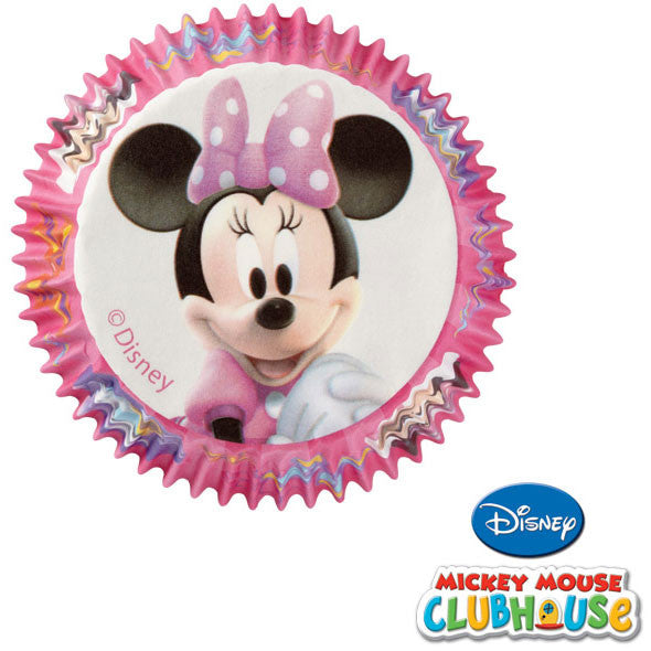 Minnie Mouse Baking Cups