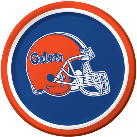 University of Florida Dessert Plates (8ct)
