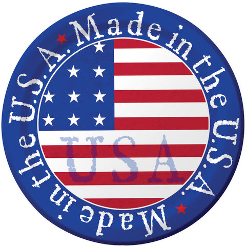 Made in the USA Dinner Plates (8ct)