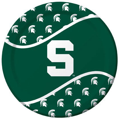 Michigan State University Dinner Plates (8ct)