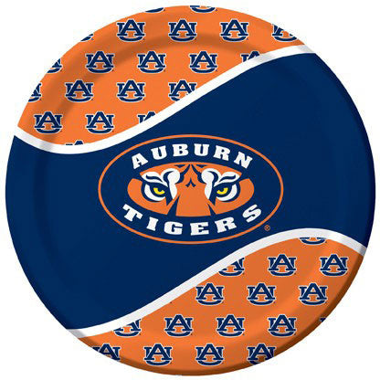 Auburn University Dinner Plates (8ct)