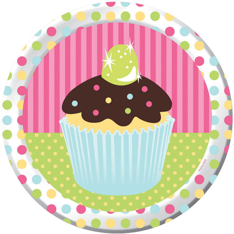 Sweet Treats Dinner Plates (8ct)