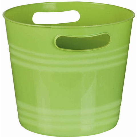 Green Summer Ice Bucket