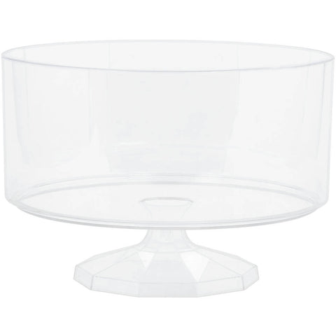 Clear Medium Plastic Trifle Container