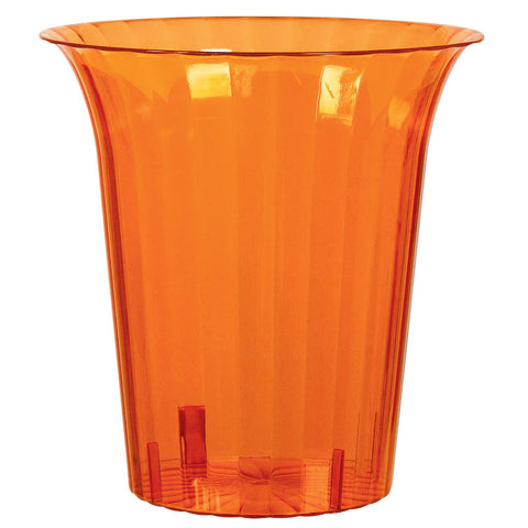 Orange Peel Medium Flared Cylinder Container