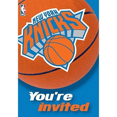 NBA New York Knicks Invitation