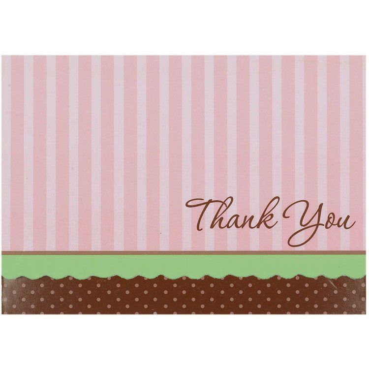 Oh So Chic Thank You Notes