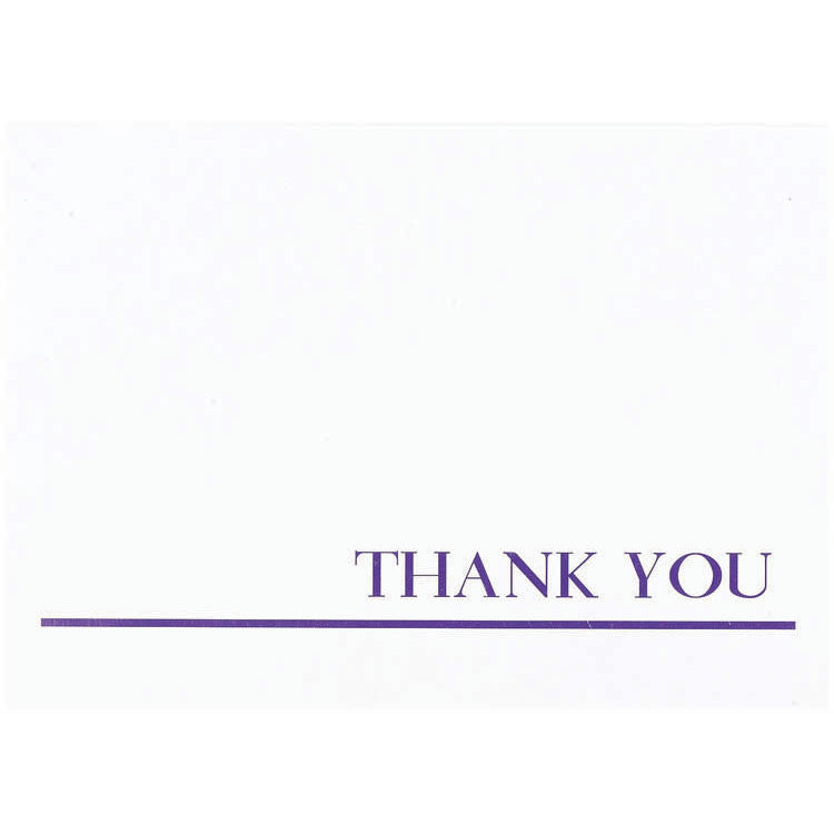Elegant Expression Thank You Notes