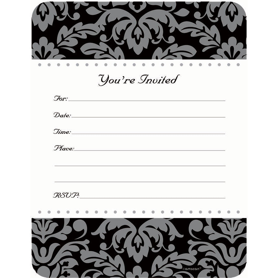 Special Day Invites (50ct)