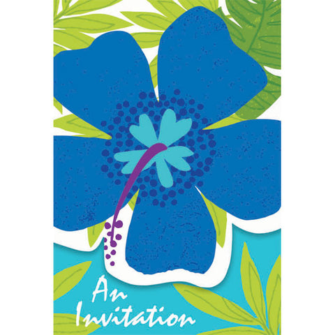 Floral Paradise Cool Invitations