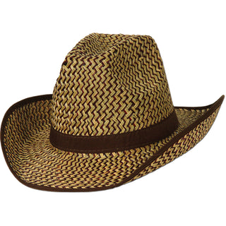 Western Hat with Band