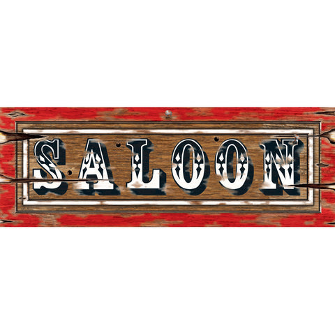 Saloon Sign (1 ct)