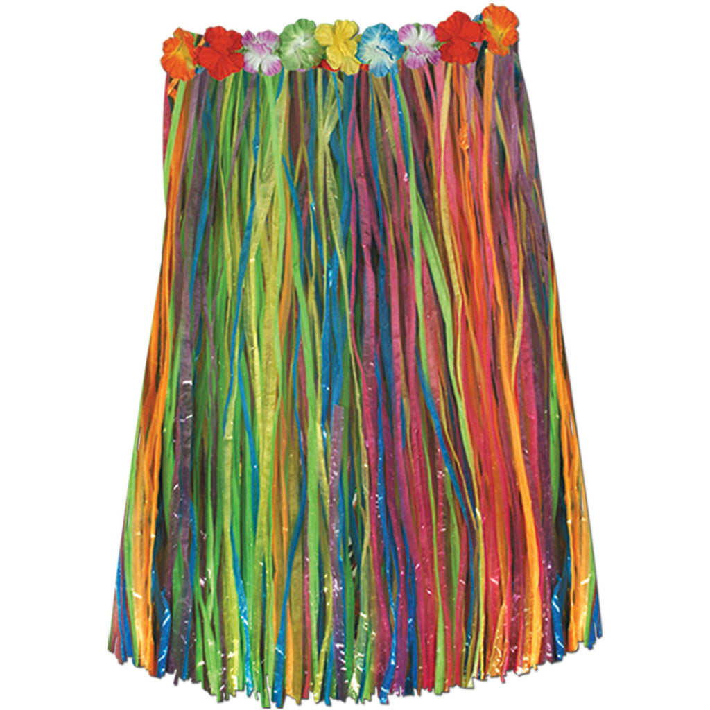 Child Grass Hula Skirt