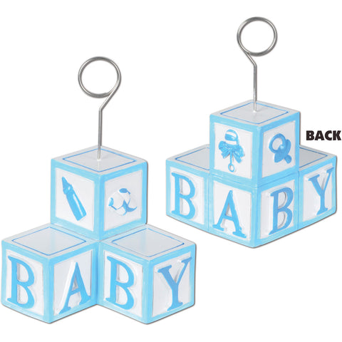 Baby Blocks Photo Holder