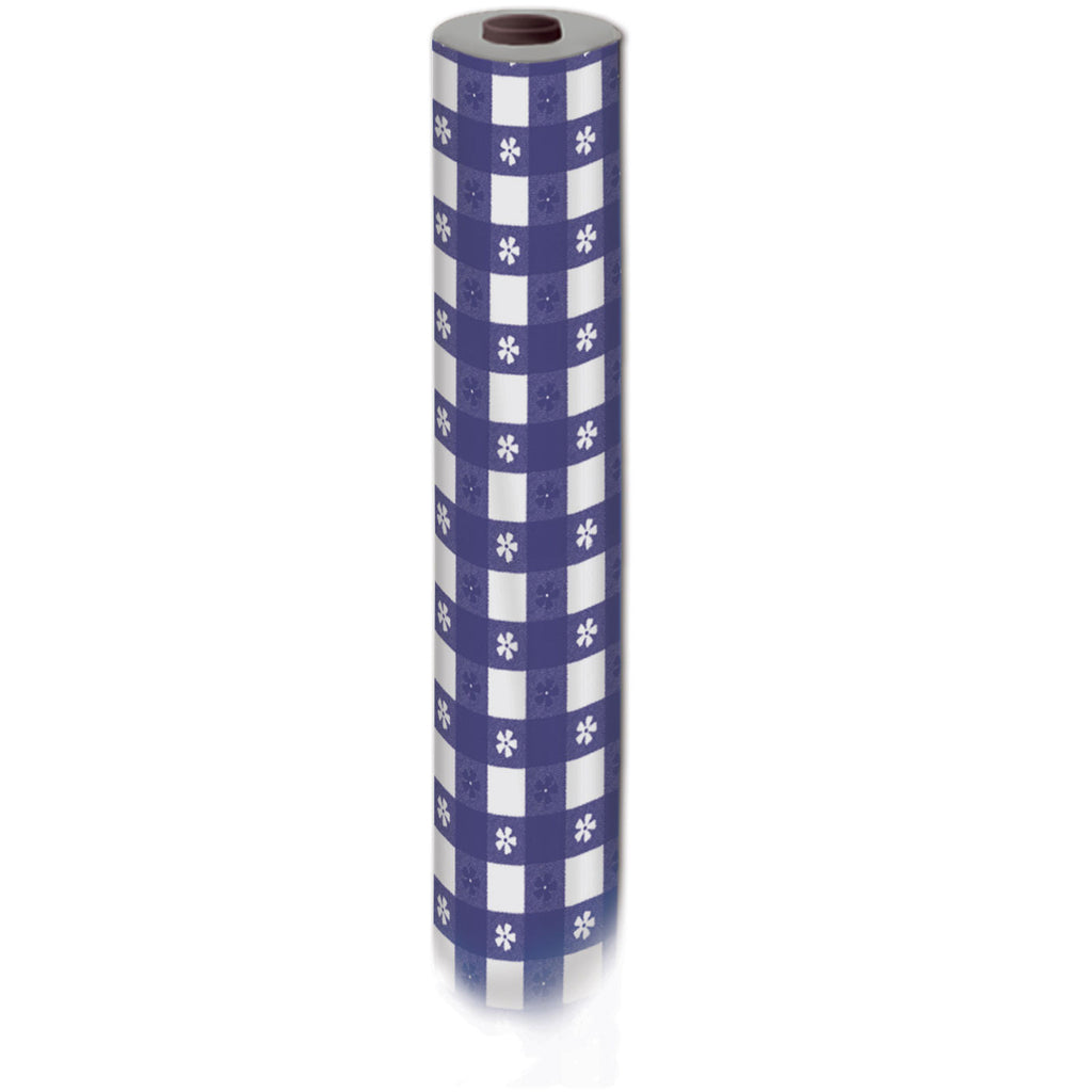 Gingham Table Roll