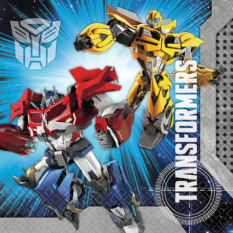 Transformers Core Luncheon Napkins (16ct)