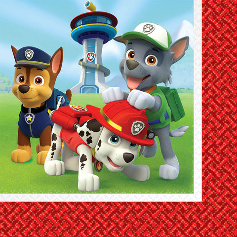 Paw Patrol Luncheon Napkins (16ct)