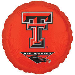 "Texas Tech University 18"" Foil Balloon"