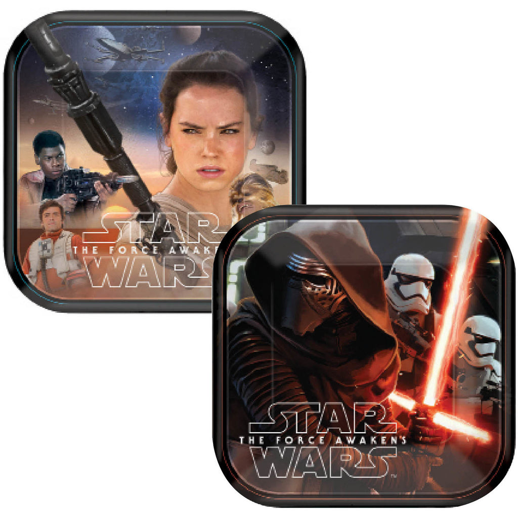 Star Wars Dessert Plates (8ct)