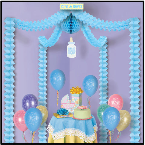 Boy Party Canopy