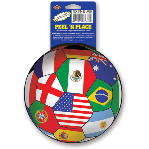 Peel 'N Place - International