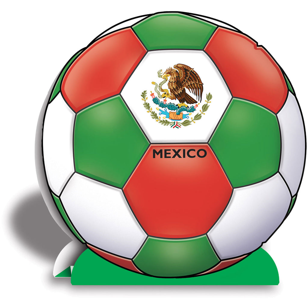 3-D Centerpiece - Mexico