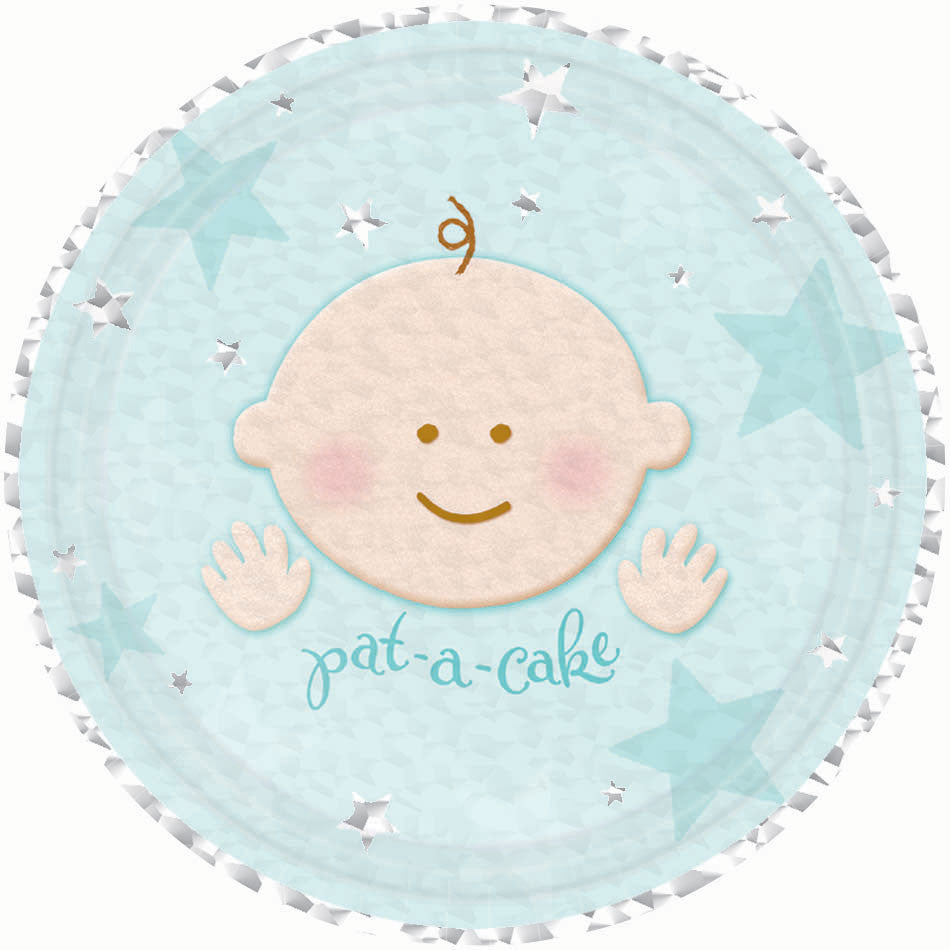 A Star is Born Dessert Plates (8ct)