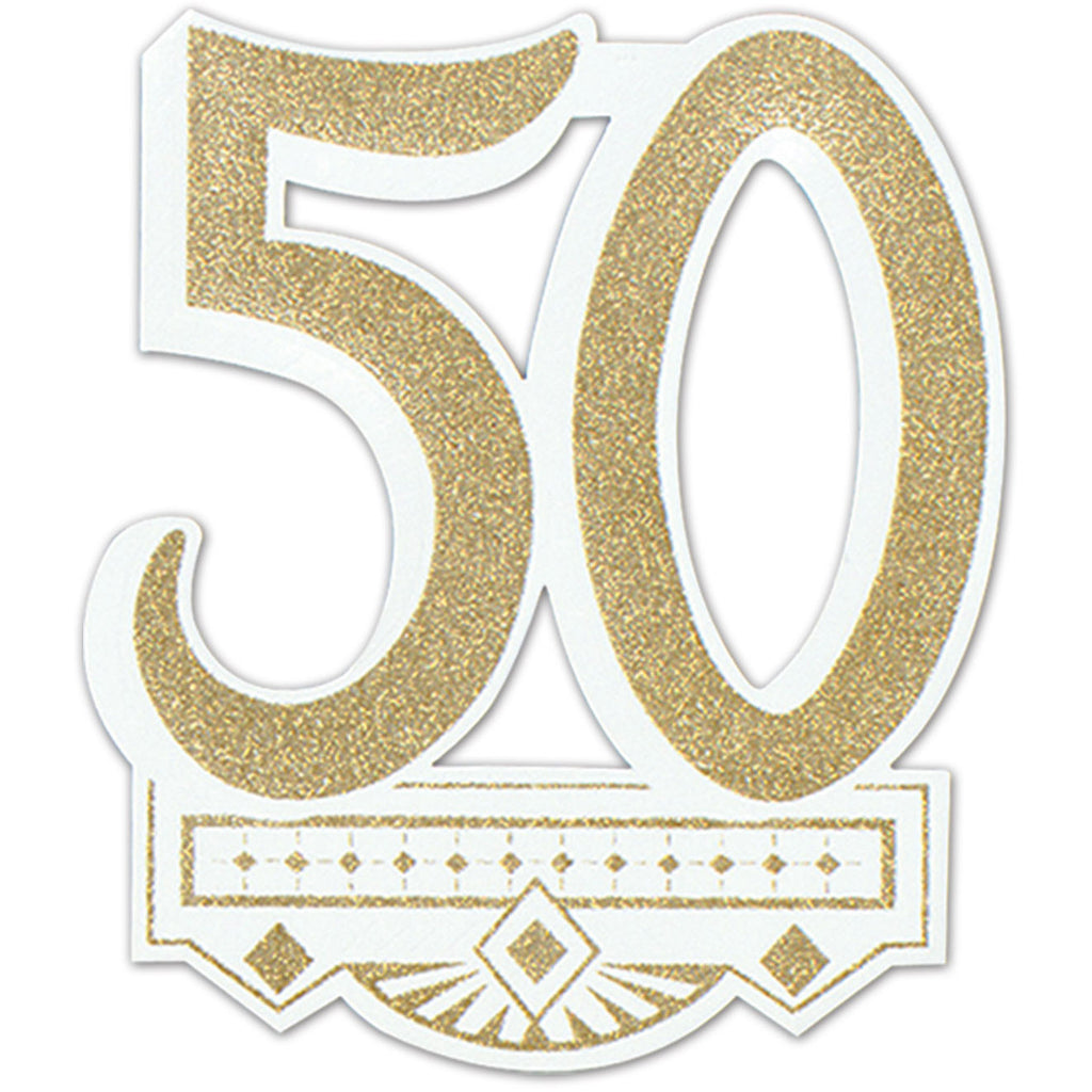 50th Anniversary Cutout