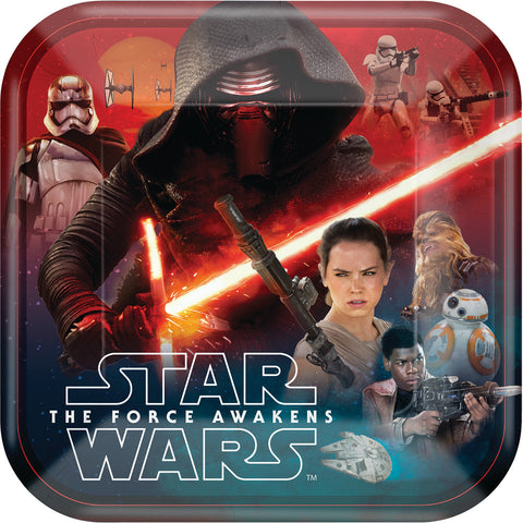 Star Wars Dinner Plates (8ct)
