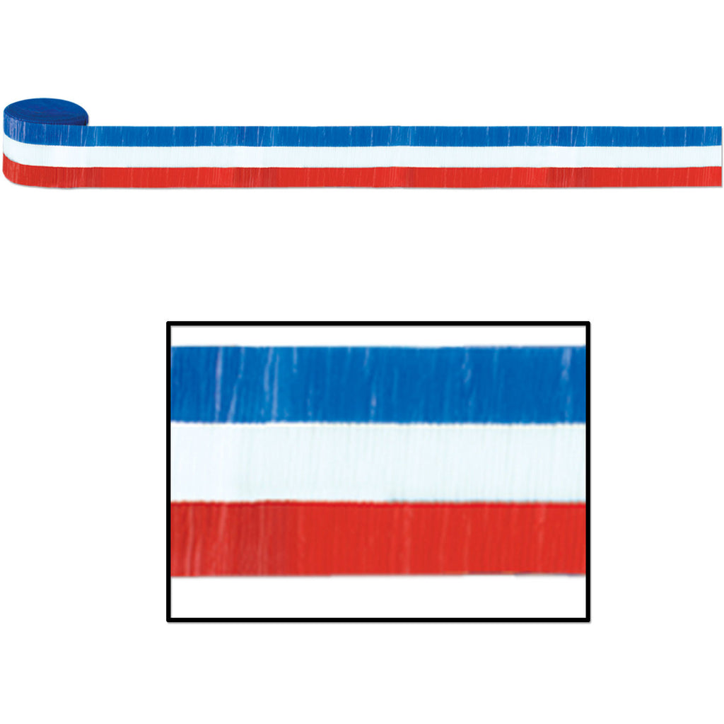 Patriotic Streamers