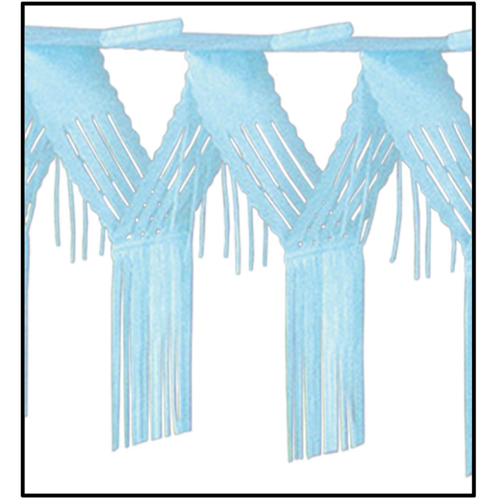 Drop Fringe Garland