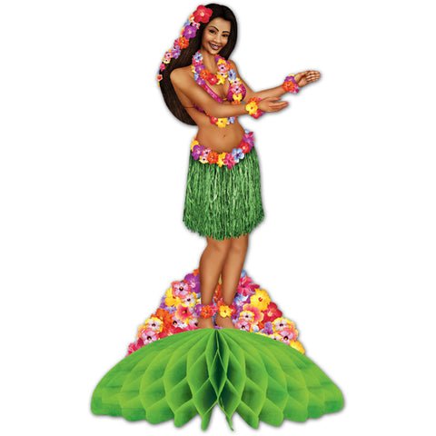 Hula Centerpiece